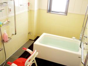デイサービス 浴室写真