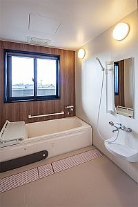 アシスト付き個浴の写真
